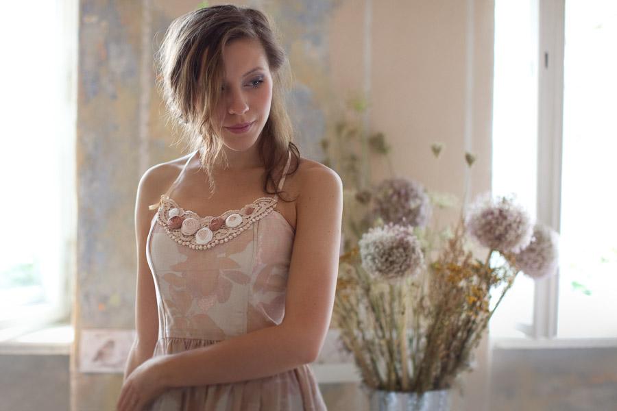 romantyczny portret kobiety | fotografia portretowa i reklamowa | ptasie radio poznan