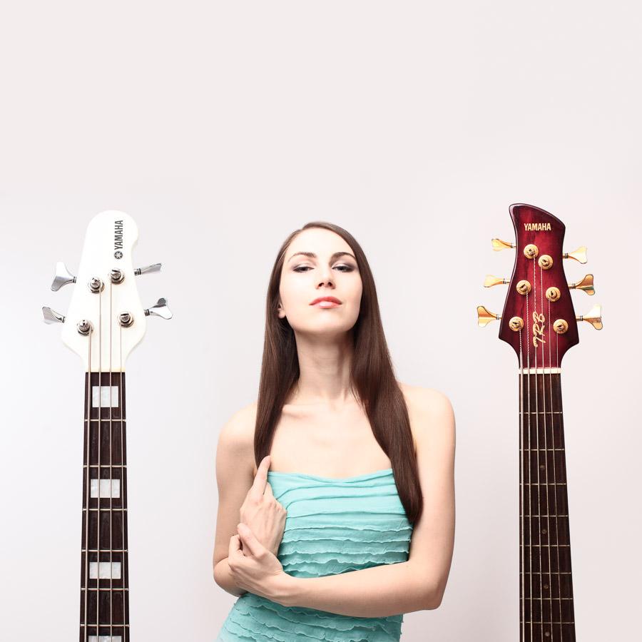 Natalia Brzozowska | Bass Player