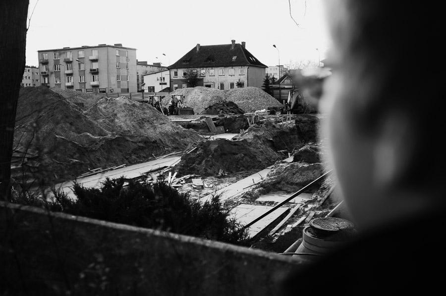 portret malego miasta | homecoming